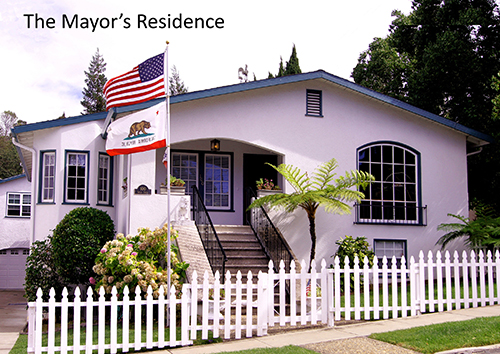 This is a beautiful Spanish Revival Home in the town of Martinez, CA.